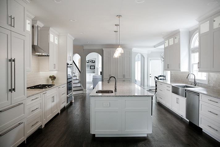 Kitchen remodeling Lake Forset