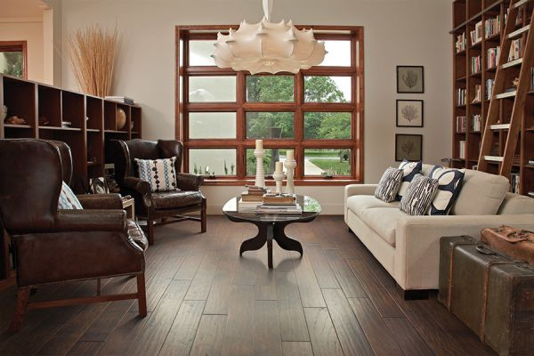 What Kind of Wood Flooring Is the Most Durable in Lake Forest?