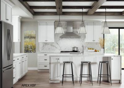 Kitchen Remodeling in Aliso Viejo by Apex kBF
