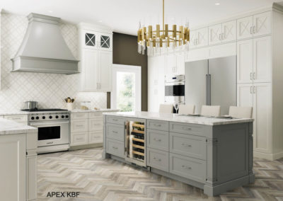 Kitchen Remodeling in Laguna Hills by Apex kBF