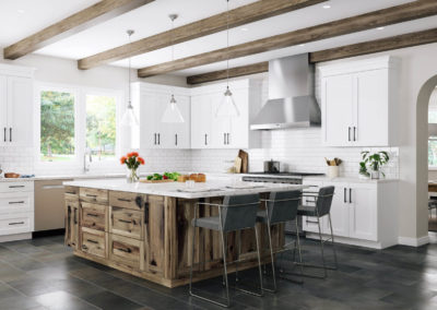Kitchen Remodeling in Lake Forest by Apex kBF